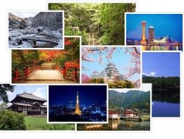 Địa điểm du lịch thú vị nhất ở Nhật Bản