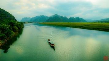Dòng sông đẹp nhất thế giới
