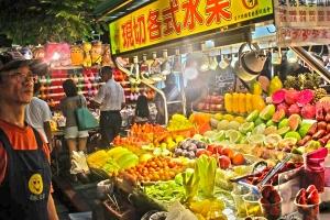 Khu chợ đêm siêu hấp dẫn ở Trung Quốc