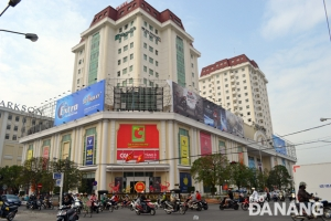 Trung tâm mua sắm lớn nhất Đà Nẵng