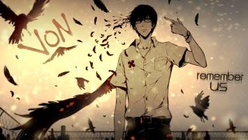 Cảnh phim đẹp nhất anime Zankyou no Terror