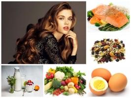 Loại thực phẩm giúp bạn có mái tóc óng mượt khỏe đẹp