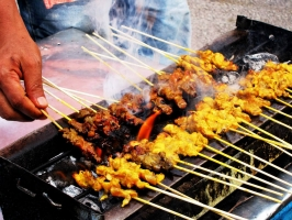 Món ăn đường phố thu hút khách nhất Đông Nam Á