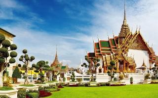 điểm đến hấp dẫn ở Thái Lan