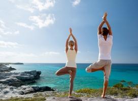 động tác yoga phát triển chiều cao