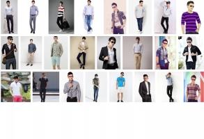 Cửa hàng thời trang nam nổi tiếng ở TPHCM