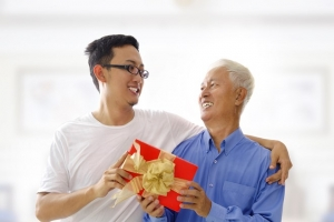 Món quà ý nghĩa nhất dành tặng bố mẹ nhân dịp Tết cổ truyền