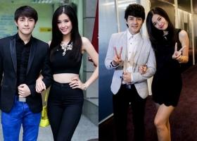 Cặp đôi ''trai tài gái sắc'' của showbiz Việt