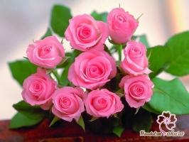Bước làm hoa đất sét giống hoa thật nhất