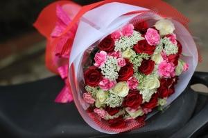 Shop hoa tươi nhập khẩu cực đẹp tại Hà Nội