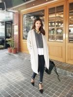 Sét đồ len sành điệu xu hướng Thu Đông năm nay