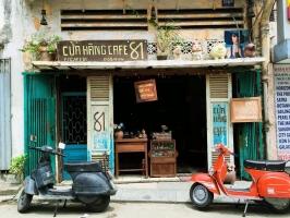 Top 7 Quán cà phê thú vị nhất tại Sài Gòn không thể bỏ qua