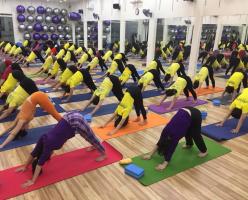 Phòng tập Yoga tốt nhất Lạng Sơn