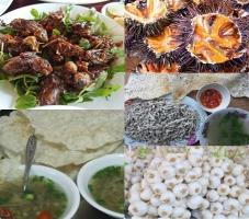 Món ăn đặc sản Quảng Ngãi ngon nhất