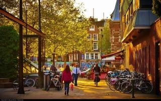 Thành phố xanh đáng sống nhất thế giới