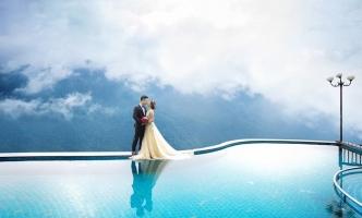 Studio chụp ảnh cưới đẹp nhất tại Thái Nguyên