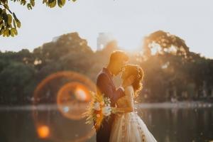 Studio chụp ảnh cưới đẹp nhất Mê Linh, Hà Nội