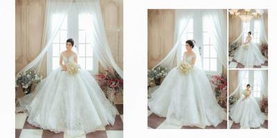 Top 5 Địa chỉ cho thuê váy cưới đẹp nhất Lạng Sơn