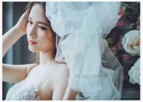 Tiệm trang điểm cô dâu đẹp nhất Bắc Giang