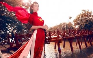 Ảnh viện áo dài, áo cưới lâu năm, chất lượng tại Hà Nội