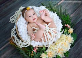 Studio chụp ảnh cho bé đẹp và chất lượng nhất Nam Định
