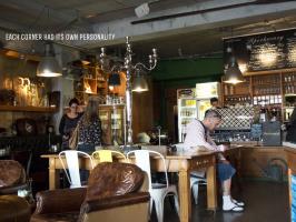 Quán cafe mang nét đẹp châu Âu giữa lòng Hà Nội