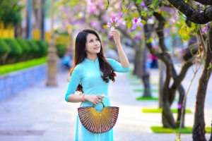 Cửa hàng cho thuê áo dài đẹp và rẻ nhất tại Hà Nội