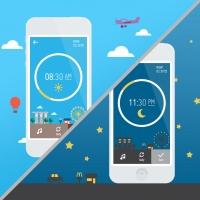 App đồng hồ báo thức trên iPhone cho người mê ngủ nướng