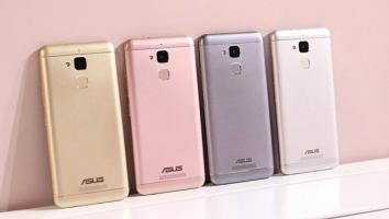 Smartphone trang bị bảo mật vân tay tầm giá dưới 5 triệu đồng