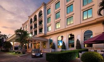 Khách sạn ở trung tâm thành phố Hải Phòng đẹp và tiện nghi nhất