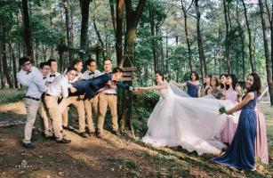 Địa điểm chụp ảnh cưới mùa hè đẹp nhất Việt Nam 2018