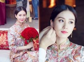 Bà vợ xinh đẹp nhất của sao nam Trung Quốc
