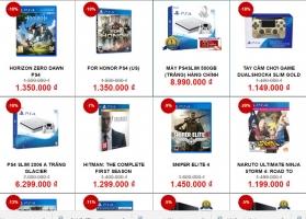 đia chỉ mua bán đồ game, ps3, ps4 uy tín và giá rẻ nhất Hà Nội