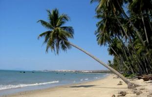 Bãi biển đẹp ở Bình Thuận