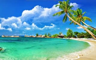 Bãi biển nổi tiếng ở miền Tây Nam Bộ