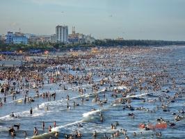 Bãi biển thu hút khách du lịch nhất mùa hè 2017
