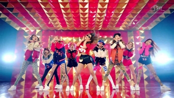 Bài hát K-pop có lượt view khủng nhất