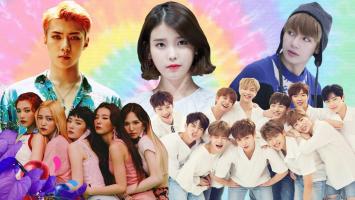Bài hát nhạc Hàn hay nhất năm 2018, bạn không thể bỏ qua
