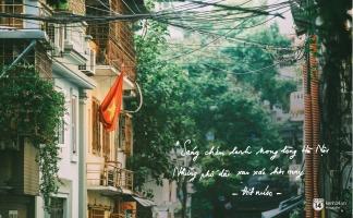 Bài hát về mùa Thu Hà Nội mê đắm lòng người