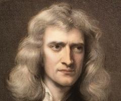 Bài học để đời từ Isaac Newton
