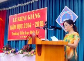Bài phát biểu của giáo viên trong lễ khai giảng hay và ý nghĩa nhất