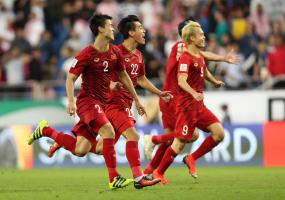 Bài thơ hay cổ vũ đội tuyển Việt Nam tại Asian cup 2019