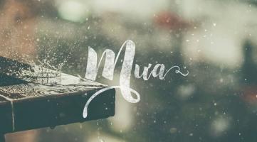 Bài thơ hay về mưa ngâu