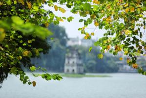 Bài thơ hay viết về mùa thu Hà Nội