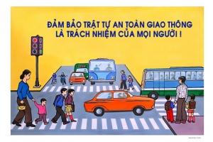 Bài văn viết về an toàn giao thông hay nhất