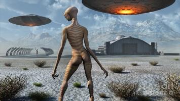 Bằng chứng rõ ràng nhất về sự tồn tại của người ngoài hành tinh  trên Trái Đất