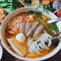 địa chỉ bán Bánh canh ghẹ nổi tiếng nhất Hà Nội