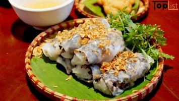 Quán ăn vặt ngon và rẻ nhất tại thành phố Ninh Bình