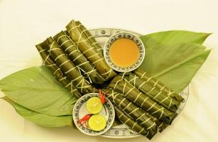 Loại bánh gói lá ngon đậm chất hương vị Việt Nam