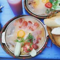 Quán ăn vặt ngon, nổi tiếng nhất ở Hải Phòng